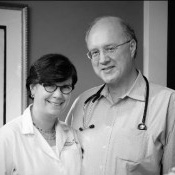 Dr. Joan E. Shook and Dr. Jeffrey R. Starke